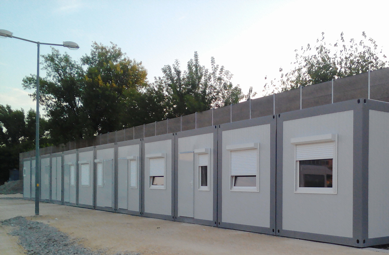 SITE FACILITIES, HUNGARY