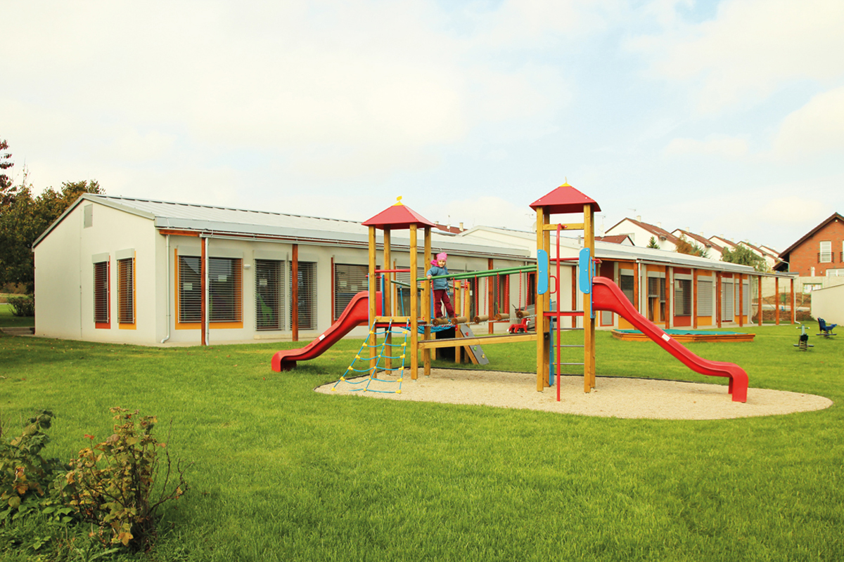 KINDERGARTEN BŘEZINĚVES