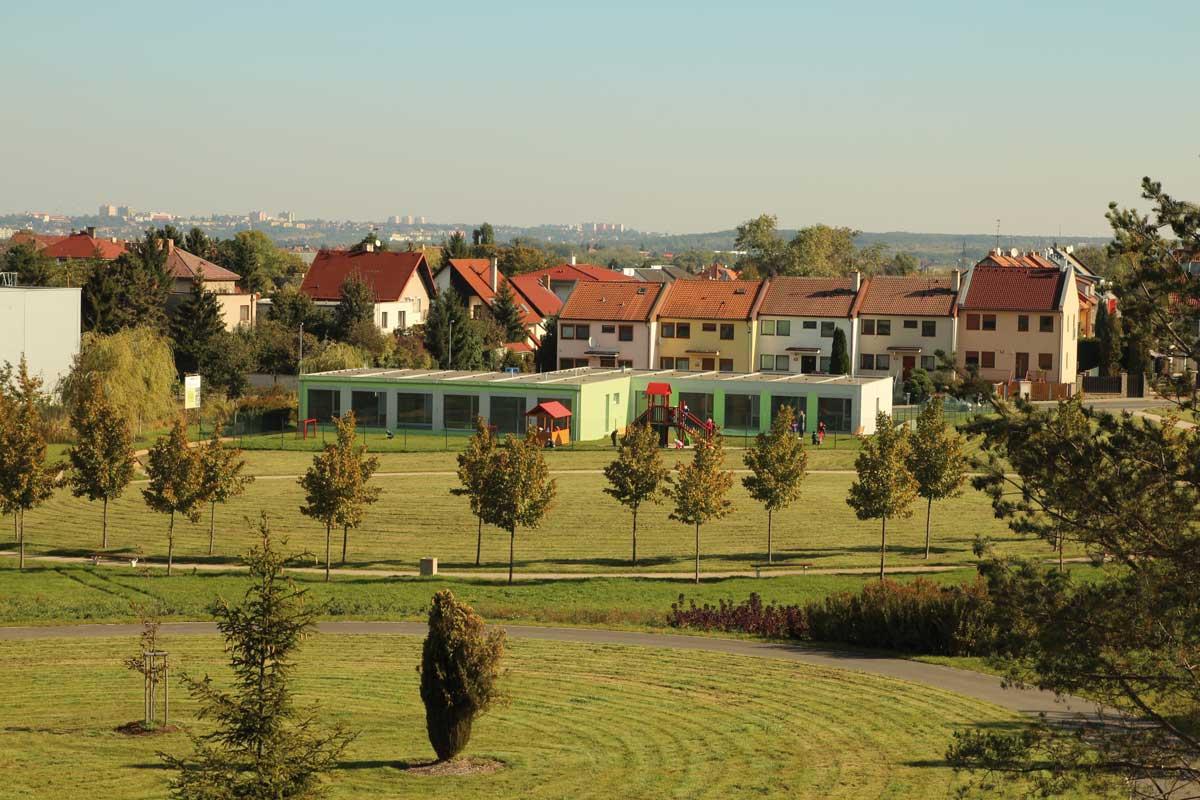 Kindergarten Štěrboholy