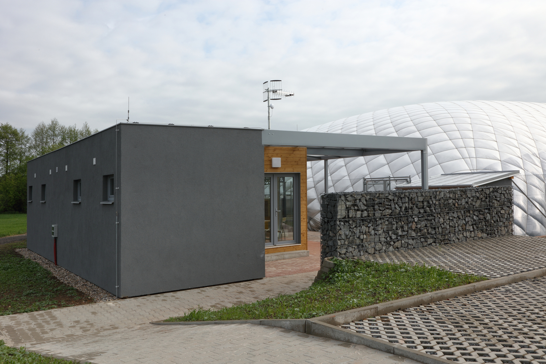 TENIS CLUB ÚJEZD – CHANGING FACILITIES