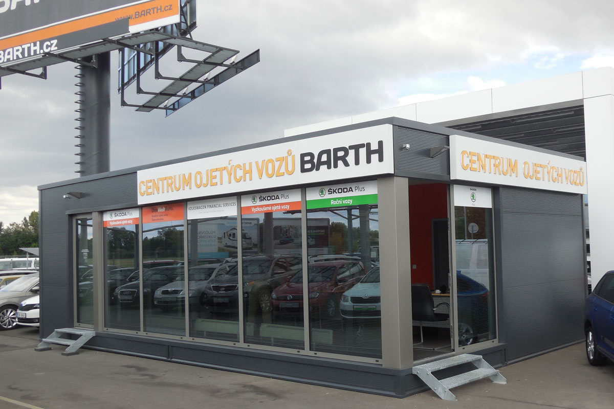 AUTOCENTRUM BARTH VEHICLE SHOP