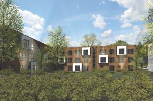 Řešení CUBESPACE pro sociální a startovací bydlení